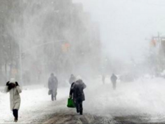 Meteo: Blizzard in arrivo in Italia. Allerta nelle città