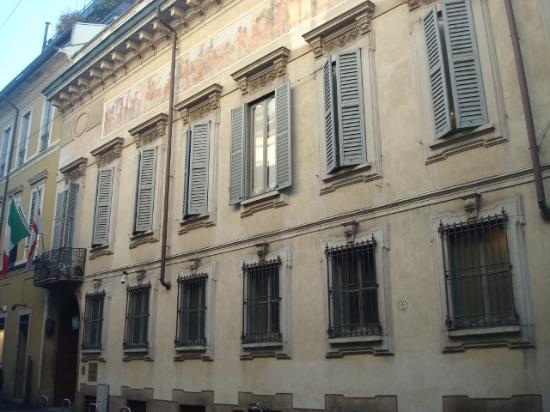 Palazzo Morando Bolognini a Milano