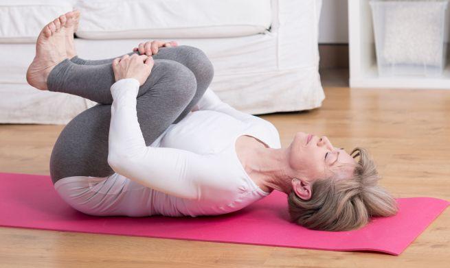 Pilates: tre esercizi da fare in casa