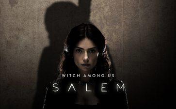 """Poster della serie di tv """"Salem"""