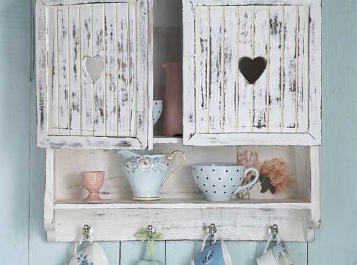 Come fare decorazioni shabby chic fai da te for Decorazioni shabby chic fai da te