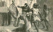 Uccisione di Sir Thomas Becket, Arcivescovo di Canterbury