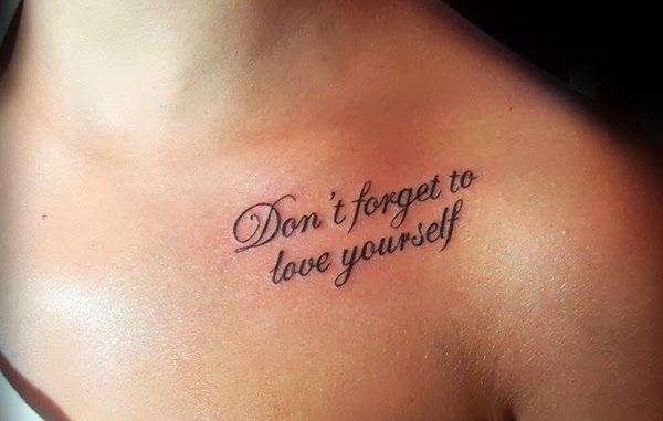 Tatuaggi scritte: idee, consigli, costo