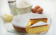 Torta Paradiso: ricetta bimby