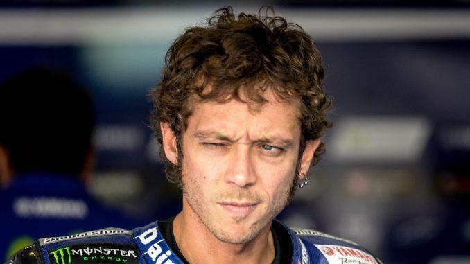 Motociclismo: Valentino Rossi, tra nuovi look e preoccupazioni per Vinales