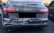 Valentino Rossi coinvolto in un incidente stradale