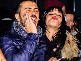 ylenia e il fidanzato