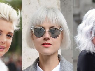 Capelli bianchi: quale shampoo usare