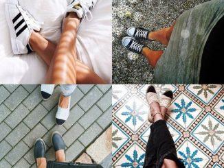 Cinque motivi per usare le sneakers