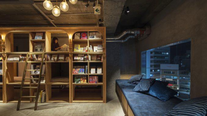 Hotel speciali per gli amanti dei libri