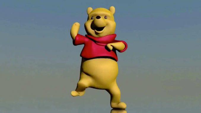 Winnie the pooh conquista twitter e il cuore delle persone