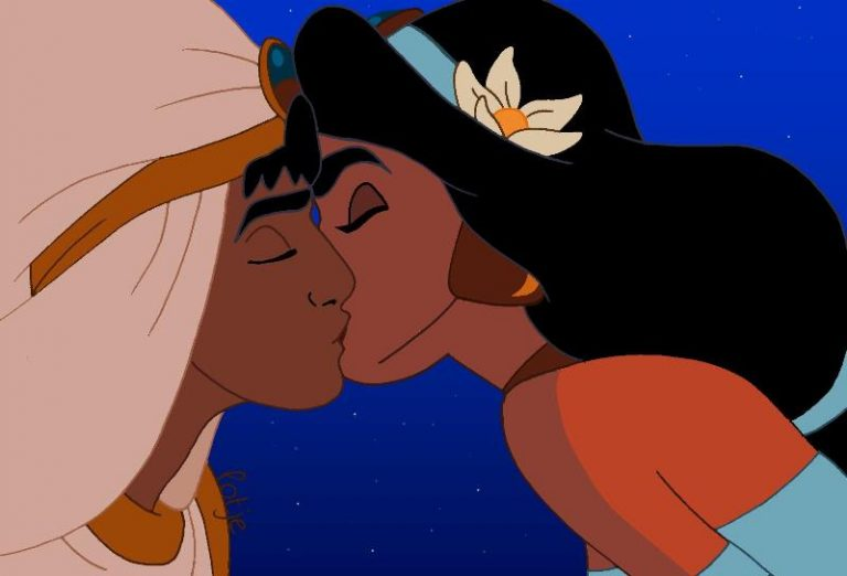 Aladin cartoon sesso