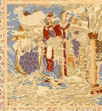 Affreschi al Castello di Qusayr 'Amra
