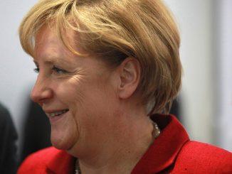 Merkel e Trump: la cancelliera contro il muro tra Usa e Messico