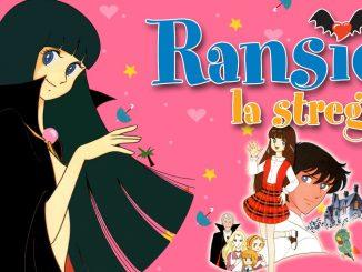 Batticuore notturno o Ransie la strega, il cartone animato sul mondo dei vampiri