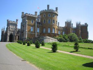 Il Castello di Belvoir