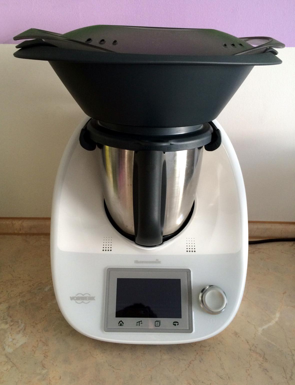 Bimby: il robot da cucina che cuoce