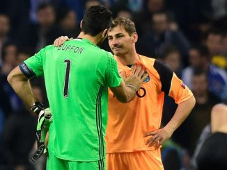 Buffon&Casillas