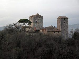 Il castello con le due torri