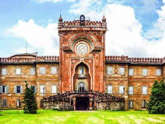 Esterno del Castello di Sammezzano