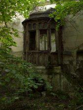 Angolo del castello abbandonato