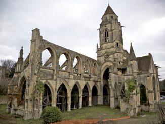 Chiesa di Saint Etienne Le Vieux a Caen