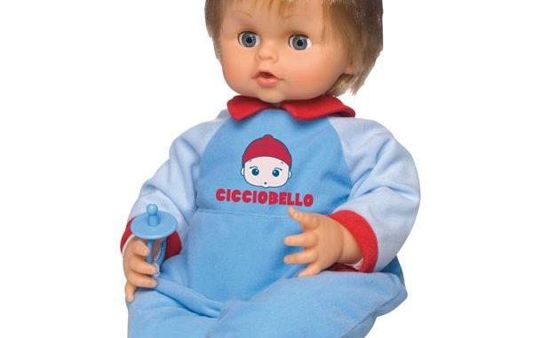 Ciccio Bello, il bambolotto neonato degli anni 90