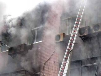 Cina: incendio in hotel, tre morti