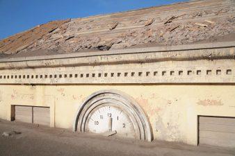 Anche il Palazzo di Giustizia è semi-sommerso