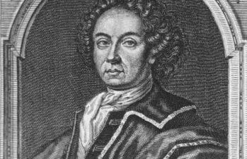 L'alchimista e chimico Johann Conrad Dippel