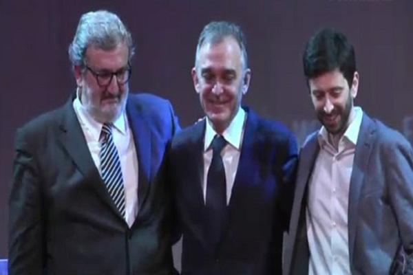 """Emiliano, Rossi e Speranza: """"Renzi ha scelto la scissione"""""""