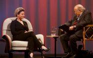 Emma ospite de L'Intervista di Maurizio Costanzo