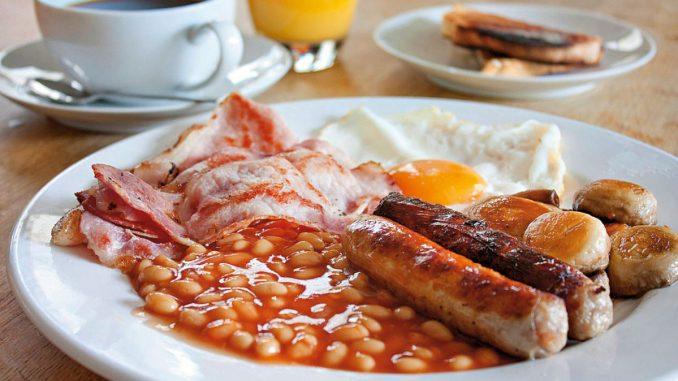 Regno Unito: piatti tipici