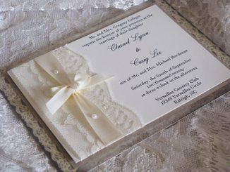 Etsy: idee per le nozze