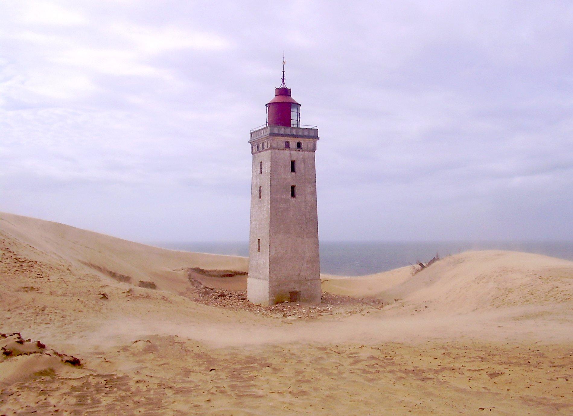 Il Faro di Rubjerg Knude (Danimarca)