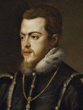 Filippo II re di Spagna