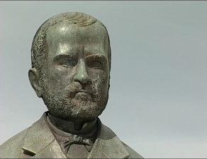 Busto dell-Ingegner Giorgio Asproni