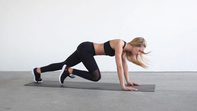 Forma fisica: per i piu pigri, allenamento in un solo minuto