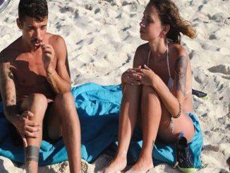 """Isola dei famosi 2017, Malena contro Moreno: """"Non devi abbracciarmi"""""""