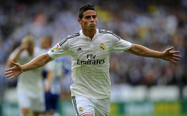 Inter: James Rodríguez del Real Madrid nel mirino. Blitz in Spagna