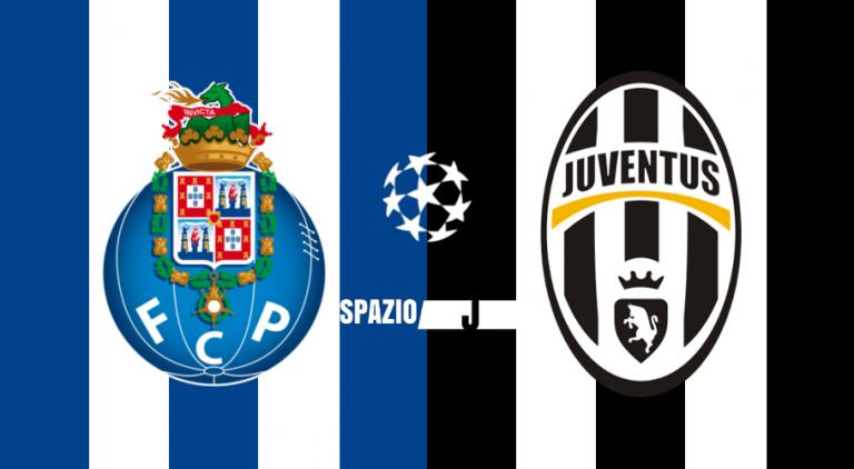 Juventus Porto: le probabili formazioni