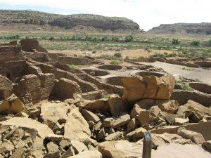Reperti di Kivas edifici religiosi indigeni