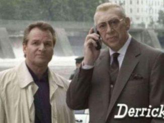 L'ispettore Derrick la serie poliziesca anni 90