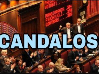 Lo scandalo delle pensioni d'oro: il dibattito a Domenica Live