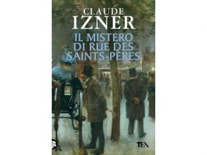 "Copertina de ""Il mistero di Rue des Saints Pères"""