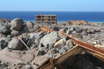 Altro esempio di rovina della città