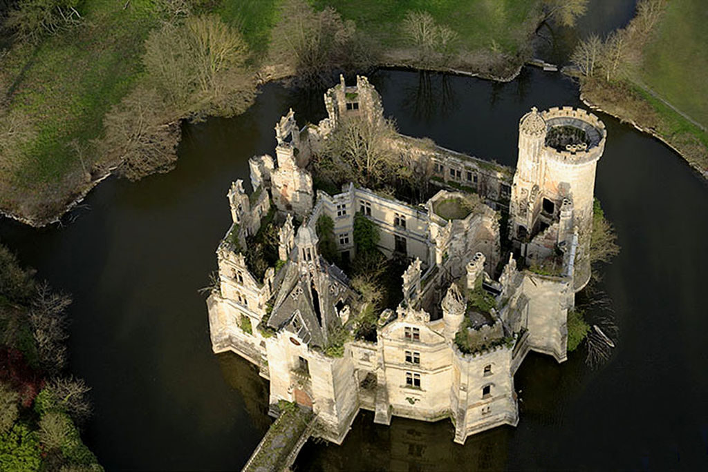 Il Castello de la Mothe - Chandeniers