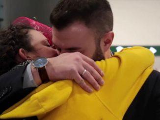 Proposta di matrimonio romantica-Valeria e Samuele-Malpensa-ritorno dall'Ecuador-2