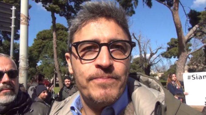 Protesta dei disabili, Pif contro Crocetta: 'Dimettiti!'
