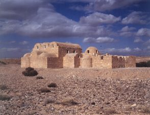Castello di Qusayr 'Amra